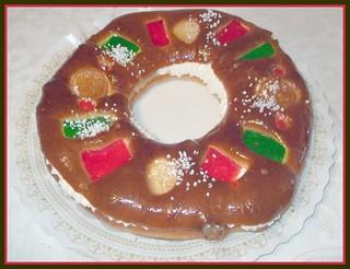 ¡Roscón de Reyes!
