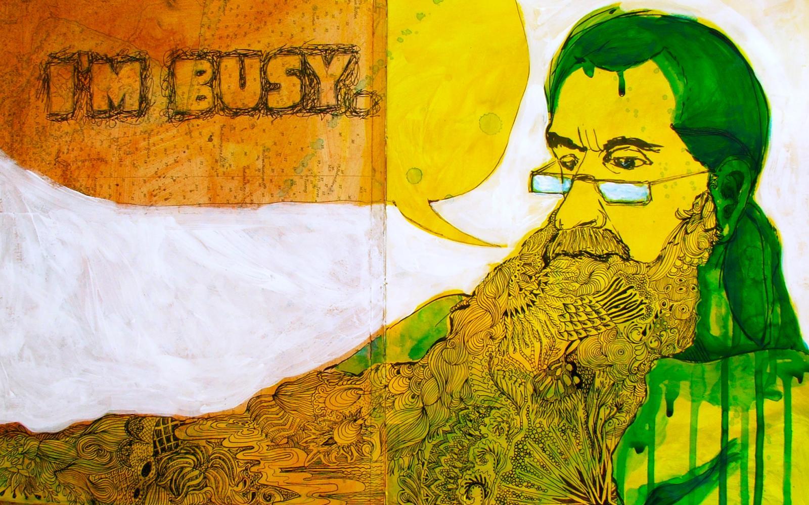 January 15 :: Green Man