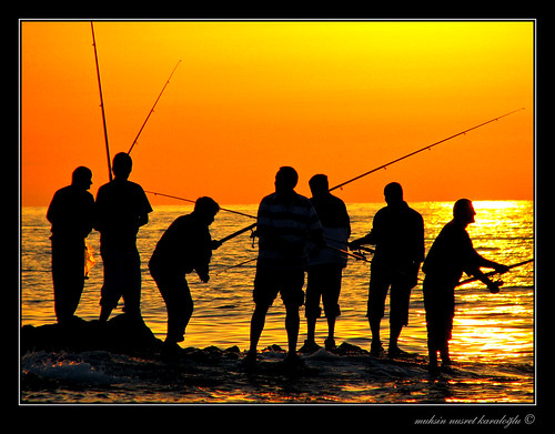 sunset sea orange yellow turkey fisherman türkiye deniz günbatımı sarı turkei balıkçı turuncu mywinners abigfave anawesomeshot flickrdiamond paşanınyeri muhsinnusretkaraloğlu theunforgettablepictures dostr