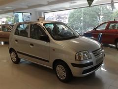 automobile, hyundai, vehicle, city car, land vehicle, hatchback,