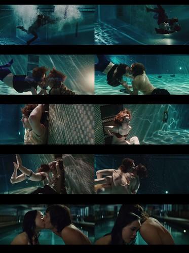 Flickriver - The last picture show swimming pool scene ...