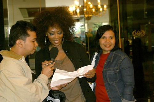 me and Jody Watley