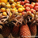 Red Pineapples - Chachapoyas, Peru