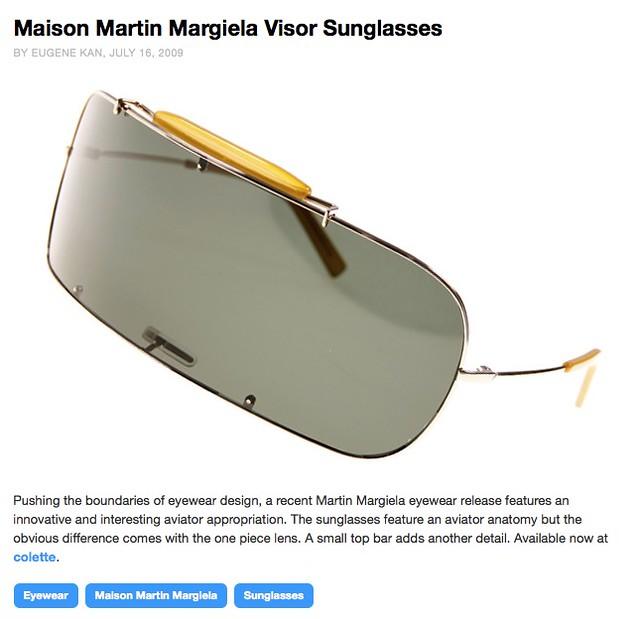 Maison Martin Margiela Paris Fashion Week
