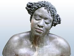 art, classical sculpture, sculpture, bust, head, stone carving, statue,