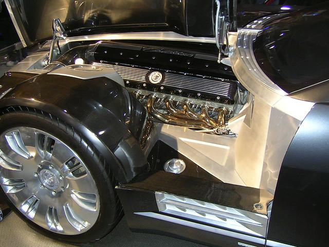 Motor Cadillac V16 Engine