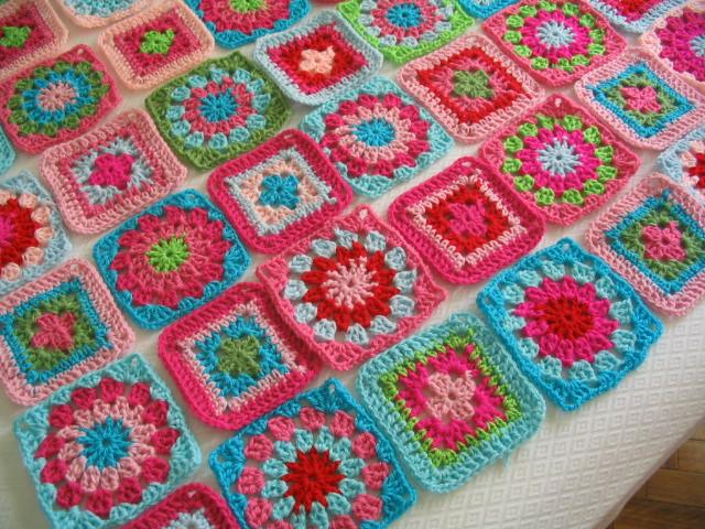 4340688241 4411d4538b - Mantas a crochet ...