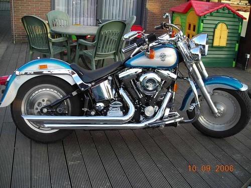 Harley davidson FLSTF FatBoy 1995