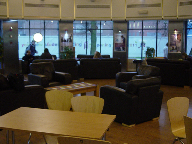 Furniture Start Up Cafe Coventry University