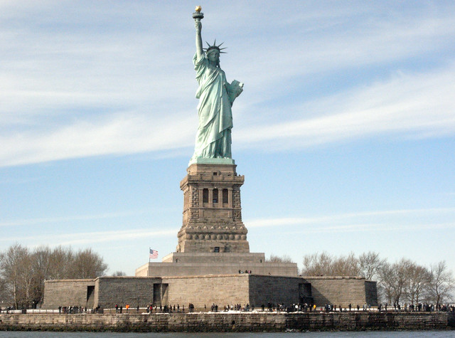 Statue of Liberty by flickr user aa7ae
