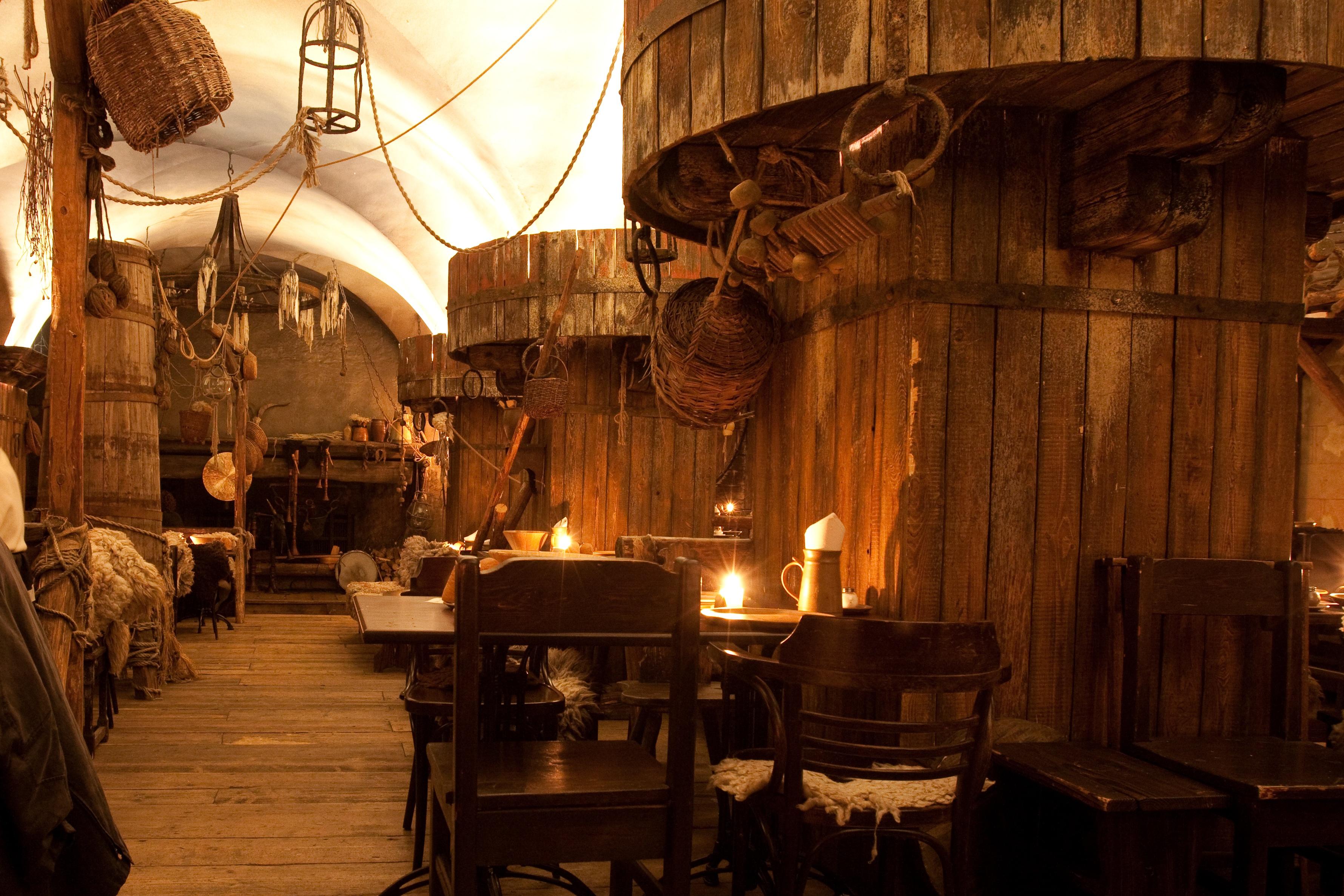 U Pavouka Medieval Tavern 2 Flickr Photo Sharing