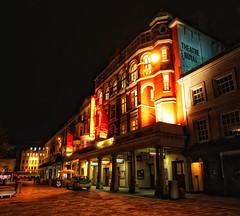 Theatre Royal Brighton Vertorama