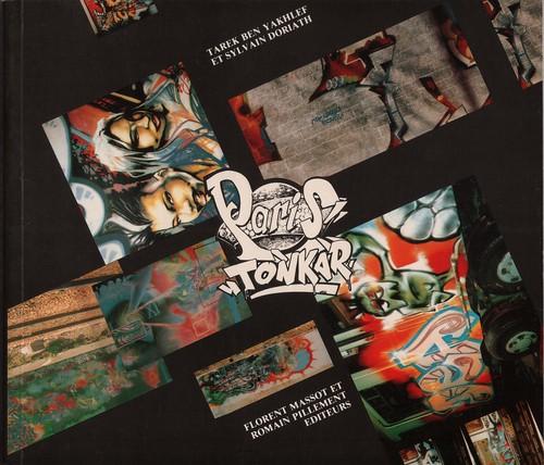 Paris Tonkar the book