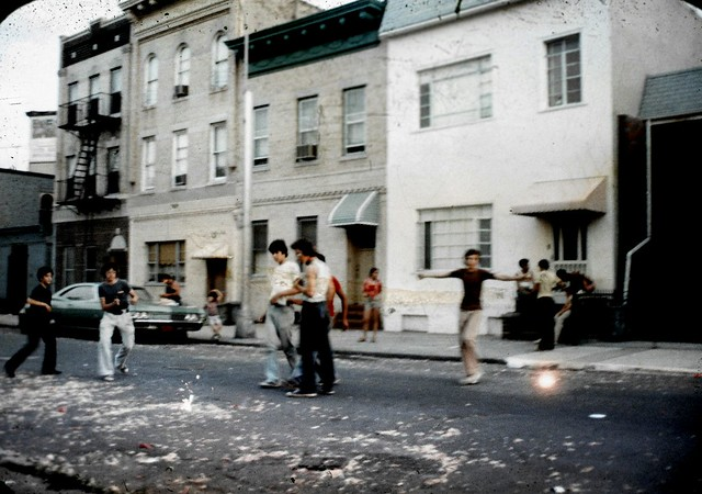 Boro Park Brooklyn July 4 - 1975
