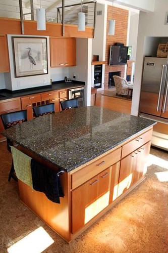 Alternatives To Granite Countertops : Vetrazzo alternative to granite countertops (50) Flickr - Photo ...