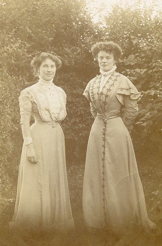 Edwardian ladies