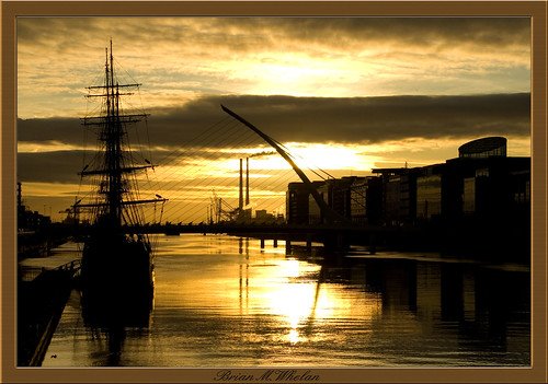dublin river gold liffey jeanie liquid johnston artofimages bestcapturesaoi