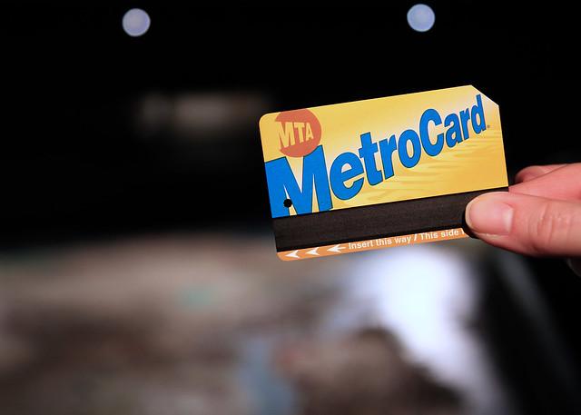 Metrocard Tips