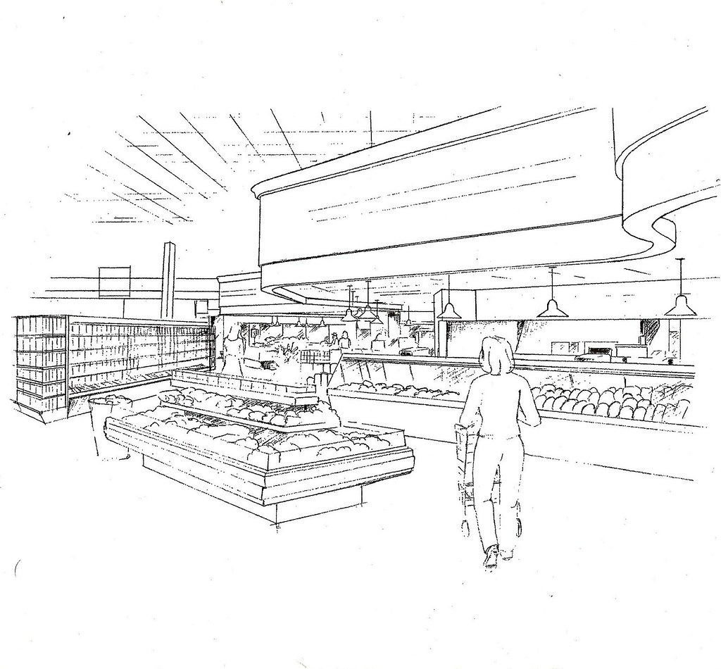 Portfolio Bakery Layout