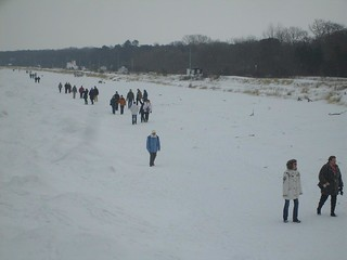 Strand Boltenhagen Homokos strand közelében Ostseebad Boltenhagen képe. schnee winter snow cold strand kalt kälte kaelte nwm klütz klützerwinkel kluetz nordwestmecklenburg kluetzerwinkel