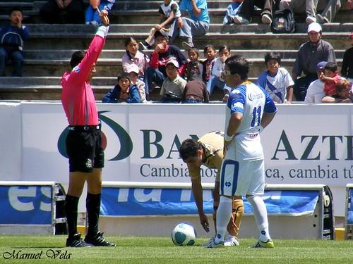 DSCF0650 Pumas Morelos derrota en casa a Lobos BUAP 3-1  por LAE Manuel Vela