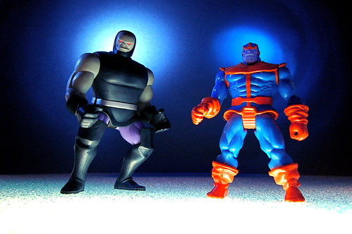 Darkseid vs. Thanos (86/365)