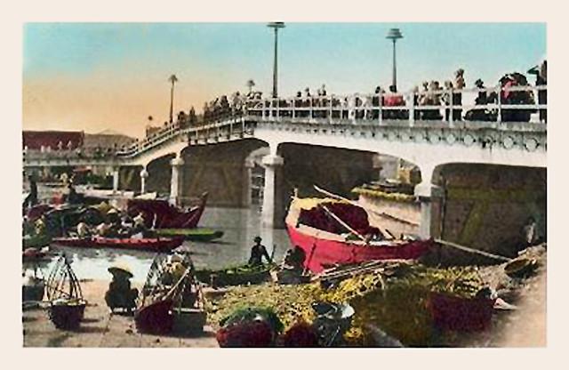 Saigon - le pont cau ong lanh