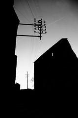 les ombres d'Oradour sur Glane