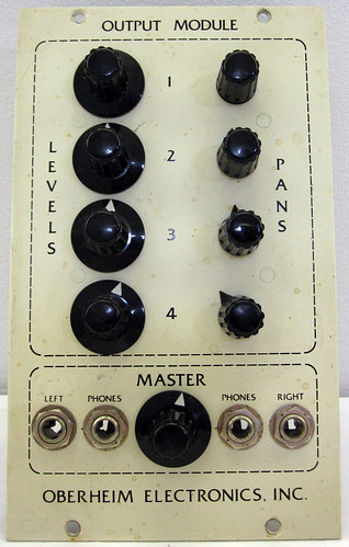 Oberheim Output Module by Switched On Austin