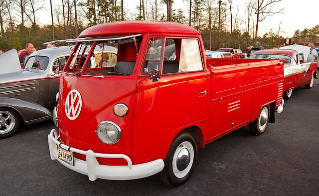 1964 Vw Truck : Volkswagen pickup flickr photo sharing