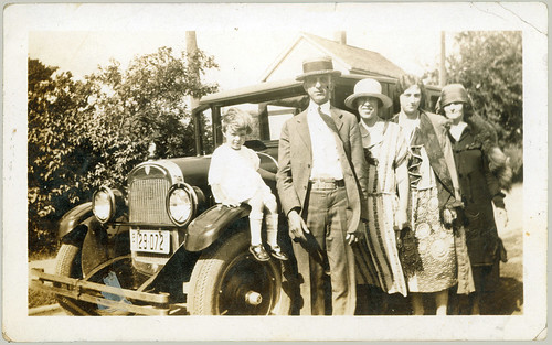 Family and Car