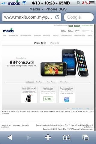 Maxis and DiGi reveal Malaysian iPhone 6 and iPhone 6 Plus price plans