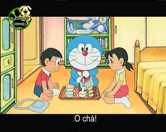Nobita, Doraemon and SHizuka   Flickr - Photo Sharing!