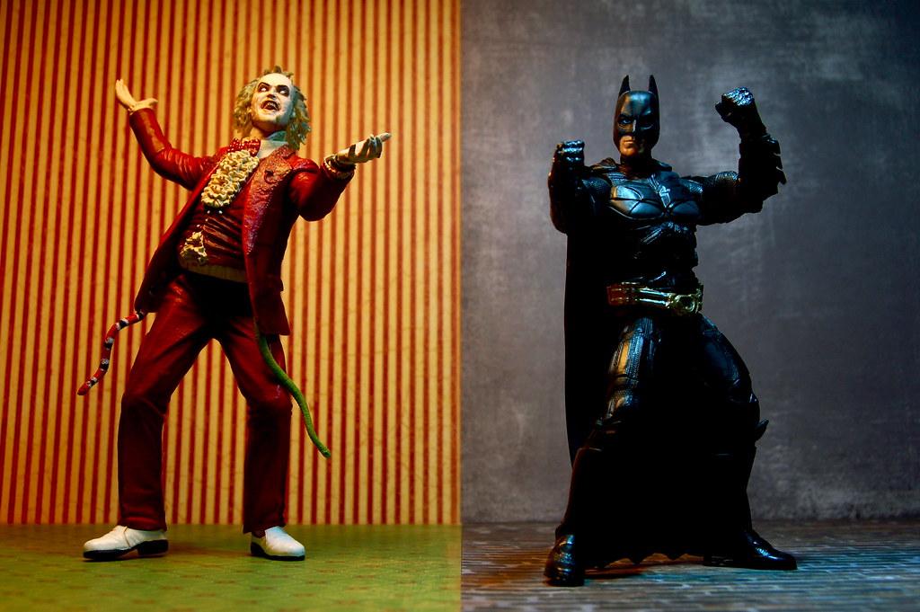 Beetlejuice vs. Batman (111/365)