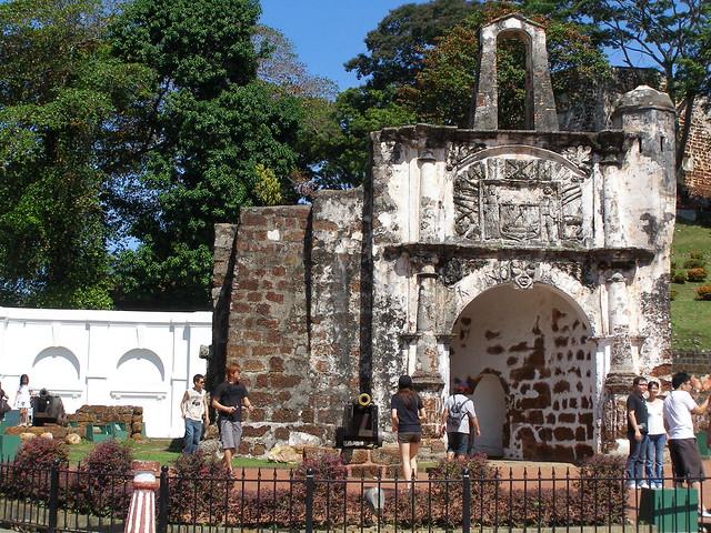 葡萄牙古城门