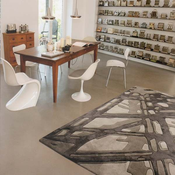 Tapis Contemporain Dynamic Beige Et Gris De Marque Arte Espina Flickr Photo Sharing
