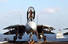 Grumman : F-14B : Tomcat