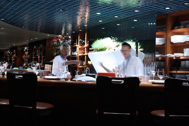 Raw Bar Chef Yoshihiro Tabo