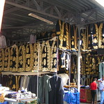 Clothing in Tashkent Markets