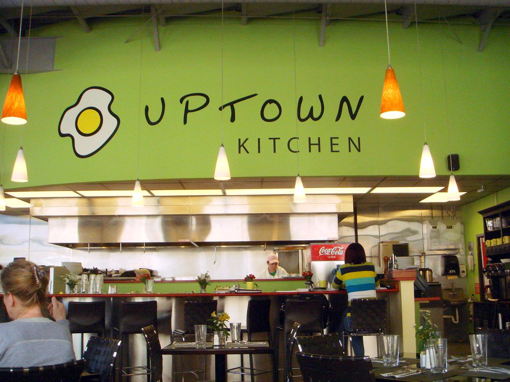 Uptown kitchen the running foodie for O kitchen edinburgh
