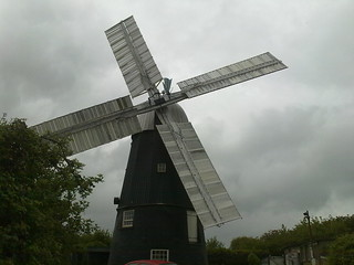 National Mills Weekend 2010: Wicken