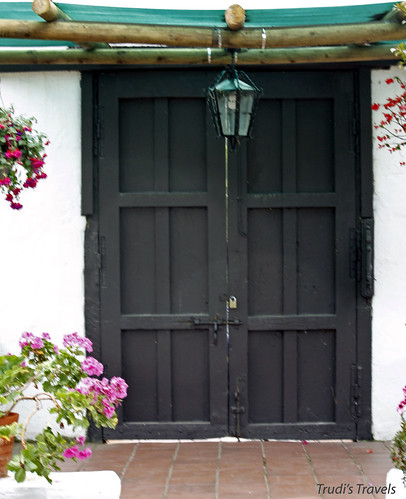 Doors at the Mission by Gypsy Mom