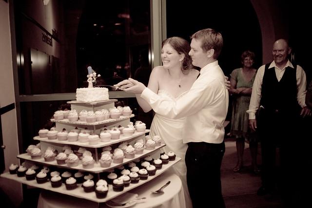 Organic Wedding Cakes