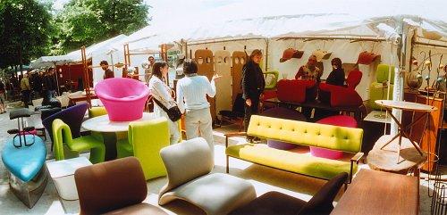 2010 mai for Puces du design paris