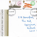 12-Jun-1974 UK First Day Cover
