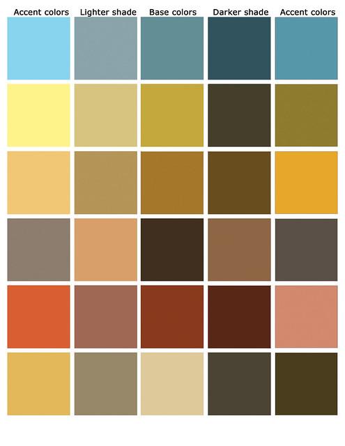 schemes log cabin exterior paint colors rustic exterior paint colors ...