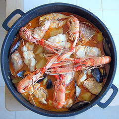 shrimp(1.0), seafood boil(1.0), dendrobranchiata(1.0), caridean shrimp(1.0), fish(1.0), seafood(1.0), invertebrate(1.0), bouillabaisse(1.0), food(1.0), scampi(1.0), dish(1.0), cuisine(1.0),