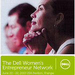 Shanghai, China - 2010: Dell Women's Entrepreneur Network