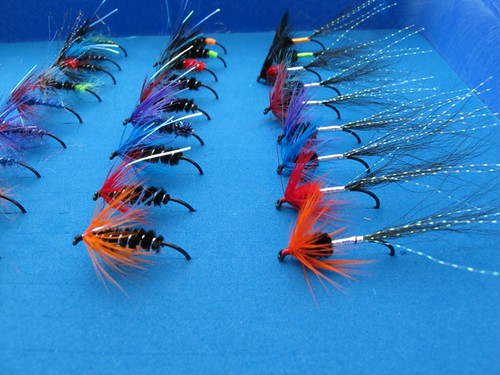 Summer steelhead flies coming to a theater near you the for Fly fishing for steelhead