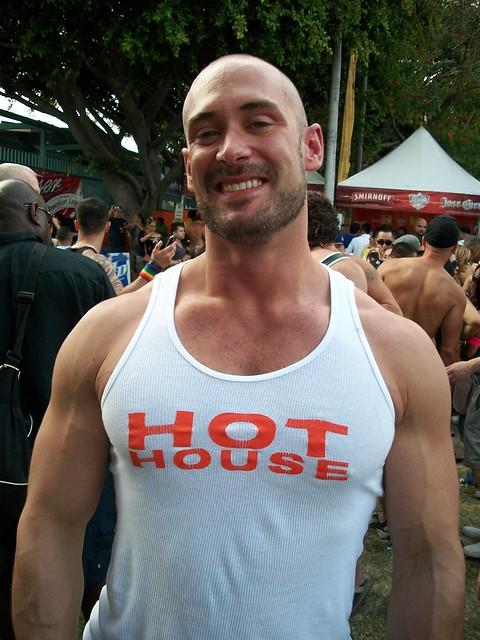 craig reynolds porn star 2 l a gay pride 2010. Black Bedroom Furniture Sets. Home Design Ideas